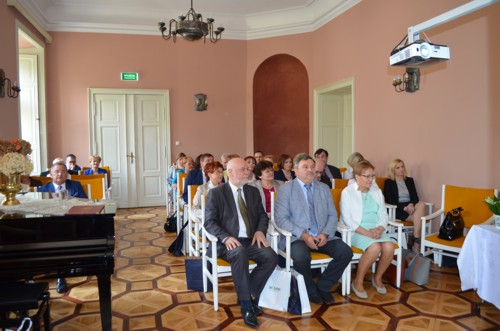Spotkanie Ordynatorów Oddziałów Pediatrycznych województwa łódzkiego