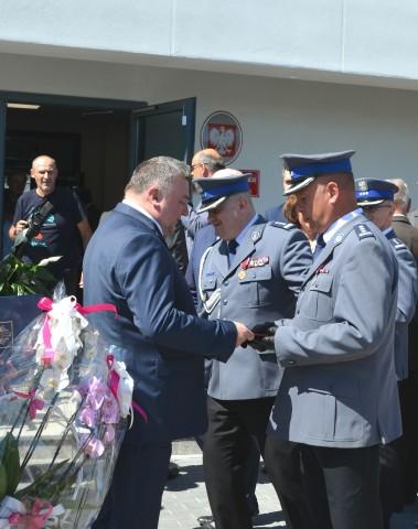 Święto Policji w Poddębicach