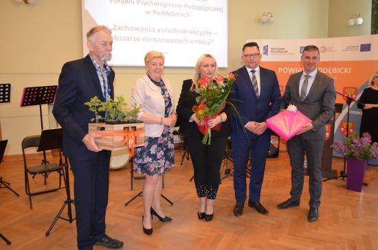 Jubileuszowa Konferencja Naukowa zokazji 45- lecia działalności Poradni Psychologiczno – Pedagogicznej wPoddębicach