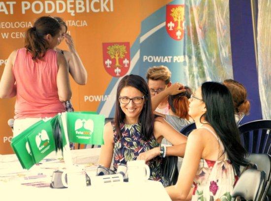 Powiatowy Piknik Zdrowia iUrody ztęczą kolorów
