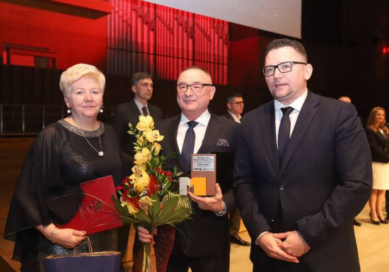 Przedsiębiorca znaszego Powiatu Menedżerem Roku Regionu Łódzkiego
