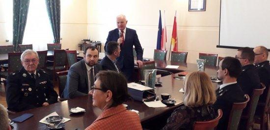 Jubileusz 25 -lecia przyjęcia do Krajowego Systemu Ratowniczo – Gaśniczego
